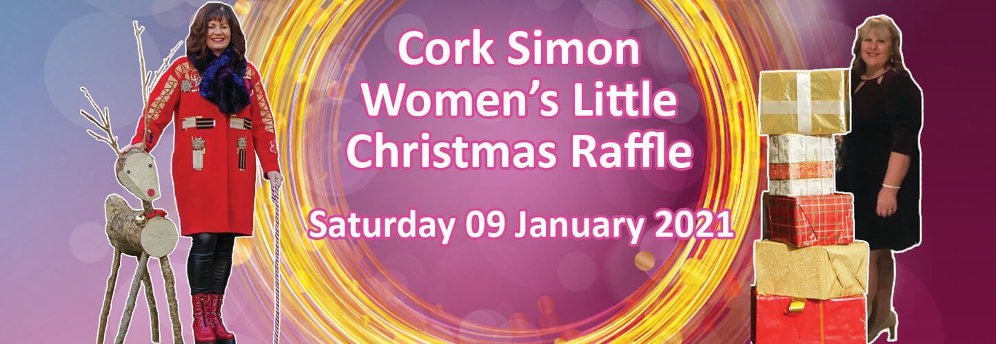 Cork Simon Women's Little Christmas Raffle