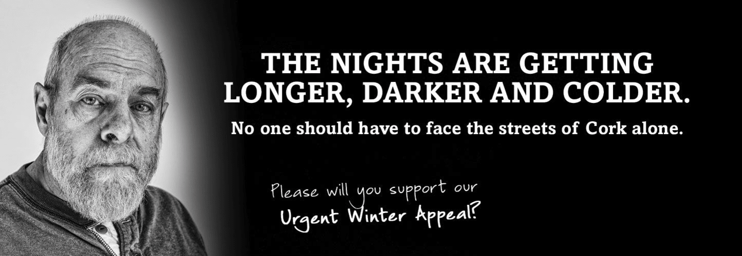 The nights are getting longer, darker and colder. Will you support our urgent winter appeal?